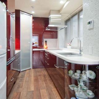 RC造マンションを自然素材エコリフォームしたゆとりのセカンドハウス 中区堺町N様邸