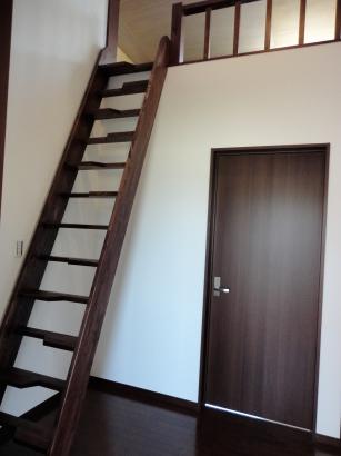 ロフトはしご