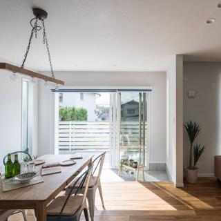 室内と室外をゆるやかにつなぐ特別な空間 インナーテラスで暮らしをより豊かに