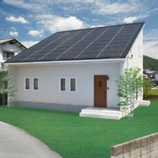 #0051  やさしい北欧スタイルのインテリアの家