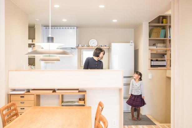 【ひろしまの家】株式会社大喜 新築 注文住宅 広島 キッチン