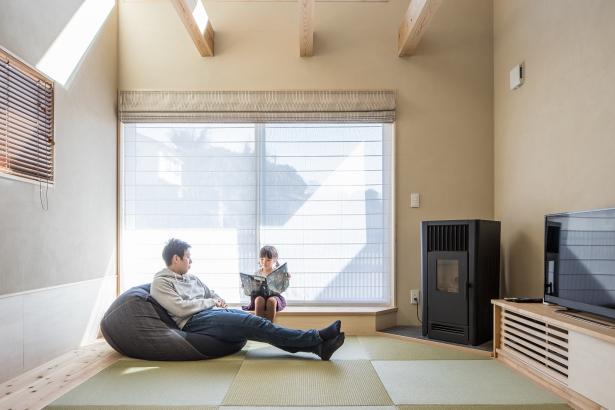 【ひろしまの家】株式会社大喜 新築 注文住宅 広島 リビング