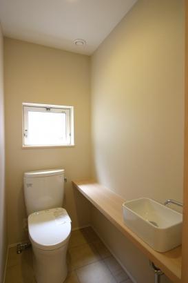 【ひろしまの家】高橋工務店 注文住宅 新築一戸建て 広島 トイレ