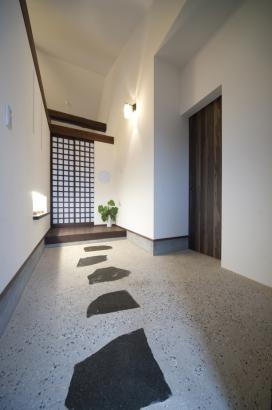 【WEB】ひろしまの家 高橋工務店 SW工法 パッシブデザイン 広島 玄関