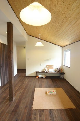 【WEB】ひろしまの家 高橋工務店 SW工法 パッシブデザイン 広島 子供部屋