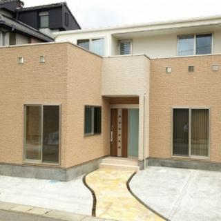 「光と風が流れる二世帯住宅」