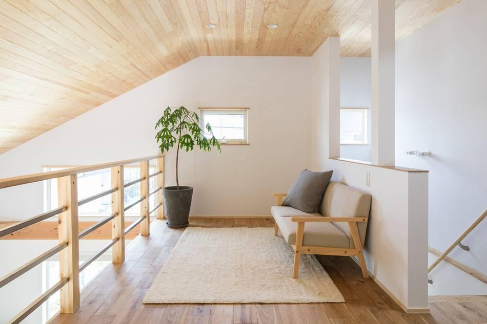 自然素材に包まれた、気持ちの良い空間をぜひモデルハウスでご体感ください。