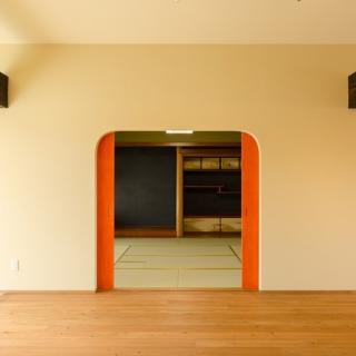 住み慣れた家の快適性&利便性を大幅に向上。開放感あふれるLDKは仲間と語らう寛ぎ空間