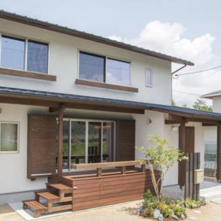 風の抜ける家 注文住宅 広島市佐伯区