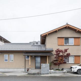 職人の技と手仕事の木の家 広島県 呉市