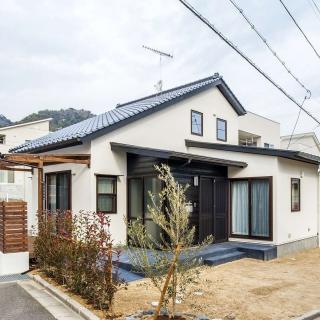 和建築のパッシブ要素とデザインを 現代の技術で快適にする家