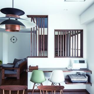 暮らしやすさと快適性が向上した二世帯住宅リノベーション