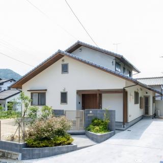 県産材を80%以上使用 風土に合った長期優良住宅