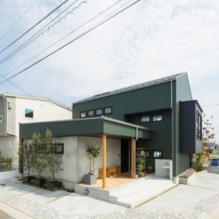 18thこころモデルハウス GREEN HOUSE~グリーンのある暮らしをタノシム家~