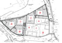 全9区画の街並みです。 現在5区画販売中。 アストラムライン長楽寺駅徒歩4分 生活に便利なおすすめのエリアです。