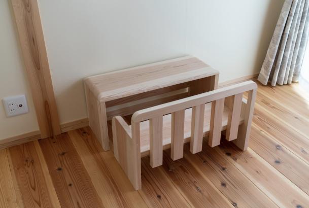 大工さん手造りの家具