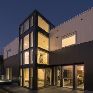 『Buffer zone ~バッファー空間のある暮らし~』Model House