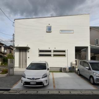 二世帯住宅 お互いにプライバシーが守れ、尊重し合える【完全分離プラン】の家