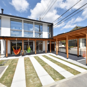 「集う・語る・楽しむ」バッファデザインの家