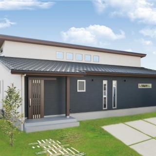 #0096 最新設備を搭載した二世帯の平屋住宅