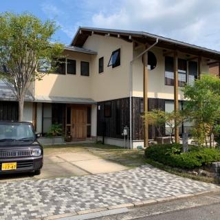「石木の家」築17年自然素材の家