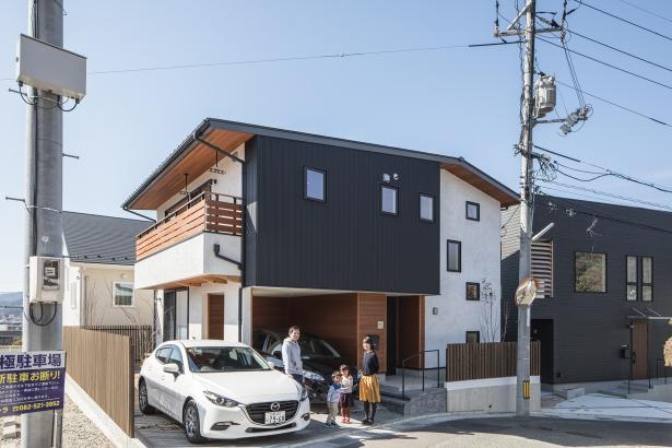 【ひろしまの家】株式会社大喜 新築 注文住宅 広島 外観