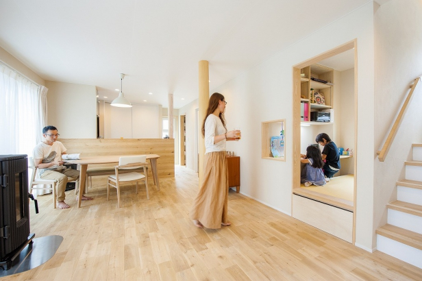 【ひろしまの家】株式会社大喜 新築 注文住宅 広島 LDK