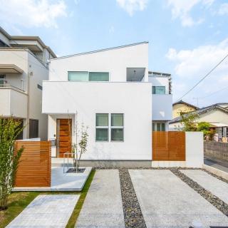 幸せな出会いで叶えた 快適に安心して暮らせる 長期優良住宅仕様の家
