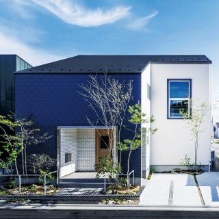自然素材を使用した開放感ある省エネ住宅