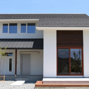 吹き抜け、土間があっても年中快適に心地良く暮らす家。次世代へ繋がる「高性能な省エネルギー住宅」