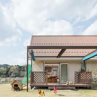 dog cafe マーマ《東広島市西条町/注文住宅》