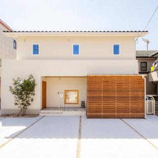 明るく風通しの良い家で 家族が以前より健やかに