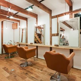 蔵の美容院