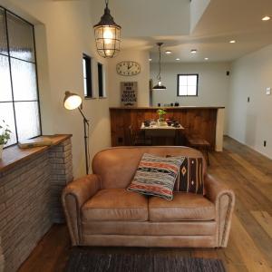 家具屋さんにいるような暮らしを。