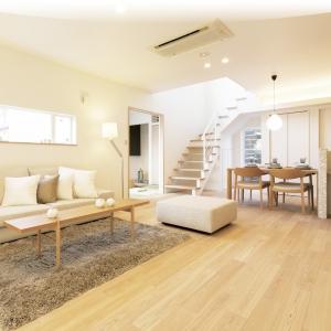 陽だまりと共に暮らす家 -ゆっくりと時間が流れる、自然空間- 【LUXE常設モデルハウス】