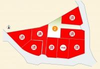 全9区画の街並みです。 現在1区画販売中。 アストラムライン長楽寺駅徒歩4分 生活に便利なおすすめのエリアです。