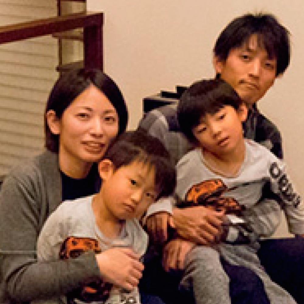 スキップフロアが生み出す家族の楽しいおうち時間