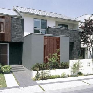 町屋のデザインをとりいれた 暮らしやすい和モダンの家