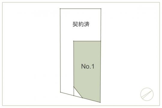 東区牛田南1丁目 No.1