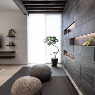 落ち着きと上品さをもつシックなデザインスタイル