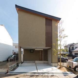 [呉市 吉浦] 木の空間が落ち着く 2階リビングのお家