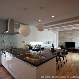家族にも環境にもやさし壁面緑化の家